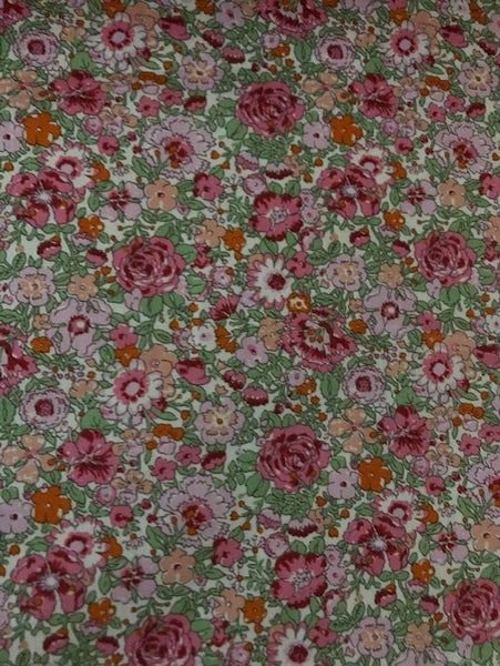 Liberty Tana Lawn - Amelie Pink - 03638023F