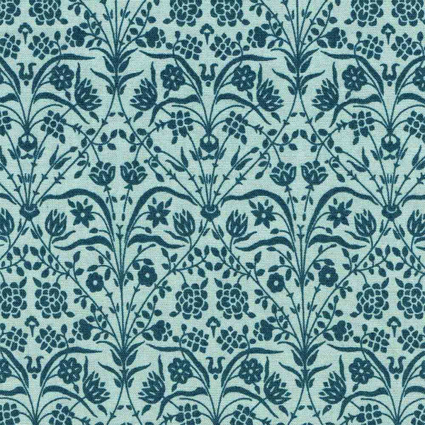 Liberty - Winterbourne Collection - Bankart Silhouette A - Teal