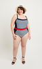 Cashmerette Ipswich Swimsuit & Bikini - UK Sizes 16 - 32 Cup C-H