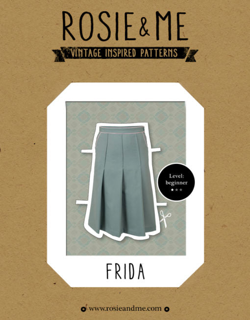 Rosie & Me - Frida skirt