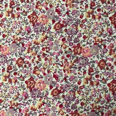 Liberty Cotton Fabric - Emma and Georgina