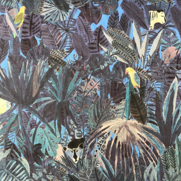 Liberty Tana Lawn - LTL036381107A - Jungle Tapestry