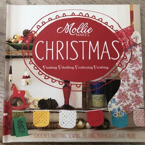 Last one - Mollie Makes Christmas Book