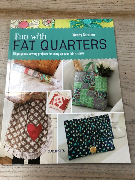 Last one - Fun with Fat Quarters