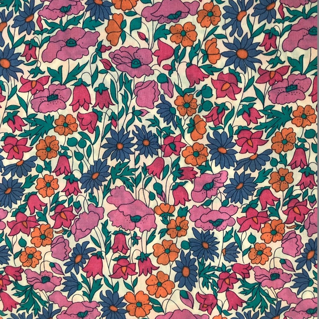 Liberty Tana Lawn - LTL03634095L - Poppy and Daisy