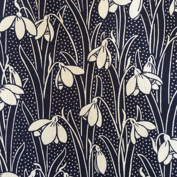 Liberty Rossmore Cord Fabric- LKC03545251A - Hesketh (Snowdrop)