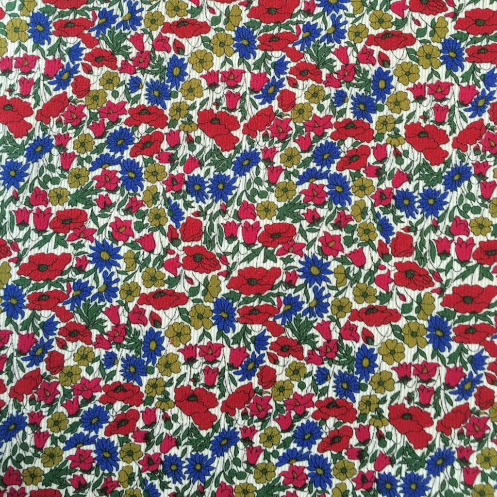 Liberty Rossmore Cord Fabric - Petal and Bud - LRC03543254C