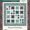 Liberty - 'Season's Greetings' Collection - Sparkling Forest Y
