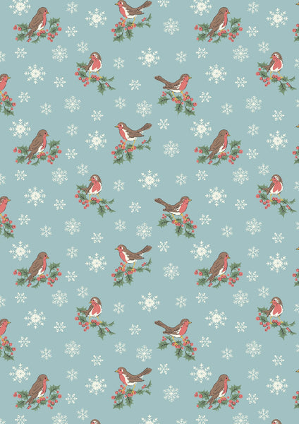 Liberty - A Festive Collection - Jolly Robin 04775747A