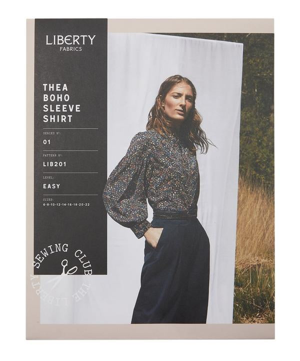 Liberty Thea Boho Sleeve Shirt