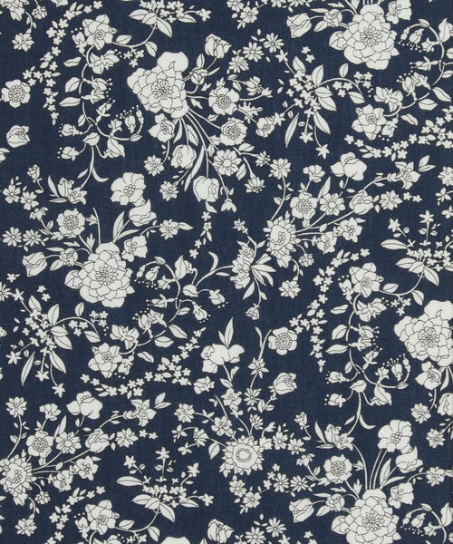 Liberty Tana Lawn - LTL036300122A - Summer Blooms (blue)