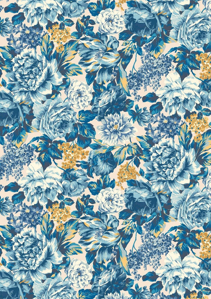 Emporium Collection -  WIld Bloom 04775901B (Blues)