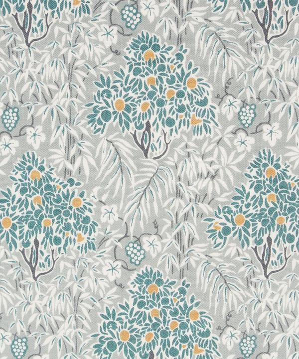 Liberty - Winterbourne Collection - Woodhaze C - Teal