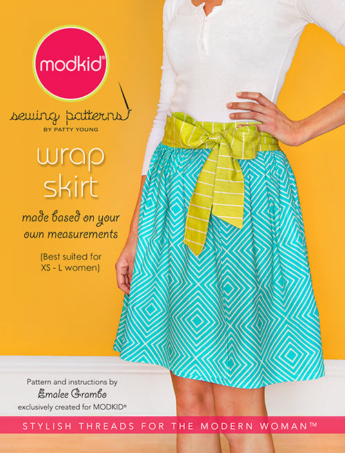ModKid - Wrap Skirt