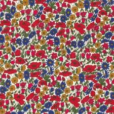 Liberty Tana Lawn - LTL03633258A - Petal and Bud