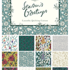 Liberty - 'Season's Greetings' Collection - Festive Shine Y