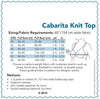 Cake 2222 - Cabarita Knit Top