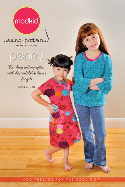 ModKid - Penny Knit dress & top