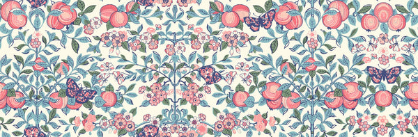 Liberty - Orchard Garden Collection - Orchard Y (pink)