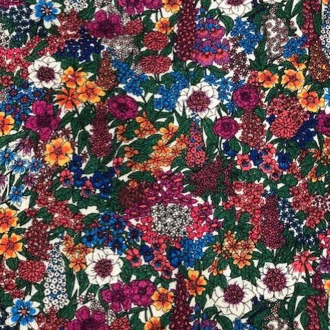 Liberty Lindford Fleece Fabric - Ciara - LF03335257B