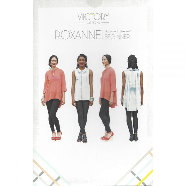 Victory Patterns - Roxanne Top