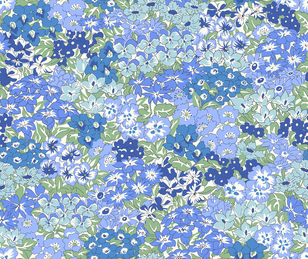 Liberty - Orchard Garden Collection - Wisley Grove X (blue)