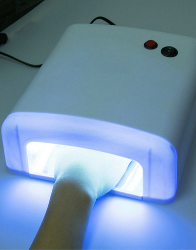 36 Watts Gel Curing UV Lamp Nail Dryer