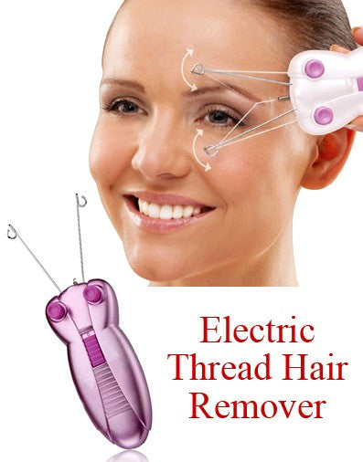 Electric Thread Hair Removal Machine