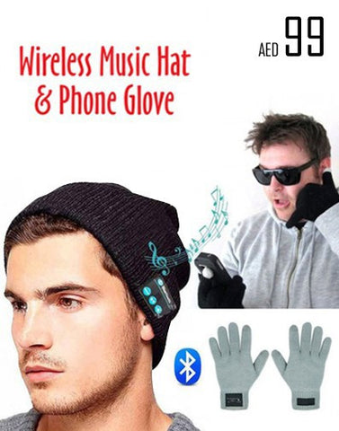 Bluetooth Hat