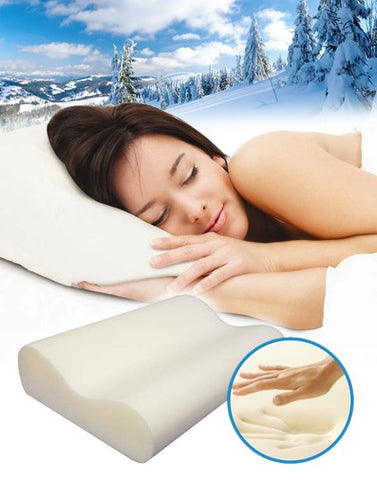 Comfort Memory Pillow - Medium Size