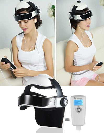 Robotic Electric Head Massager