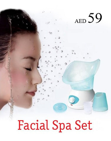 Facial Steam Spa Set