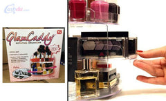 Glam Caddy Cosmetic Organizer Box