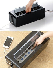 Cable Storage Box Organizer