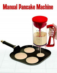 Manual Pancake Machine