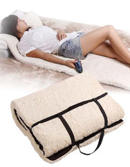 Massage Mat with heating and Vibrating Cushion