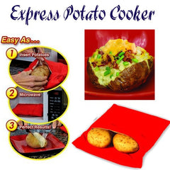 Potato Express Microwave Cooker