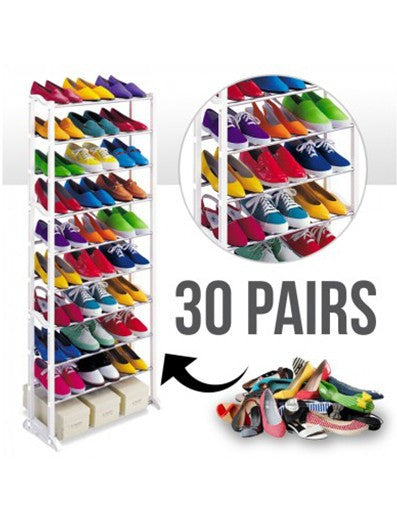 Portable Amazing Shoe Rack