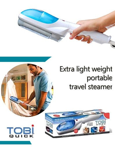Tobi Quick Travel Steamer