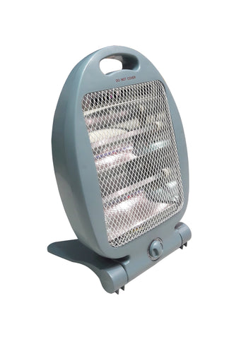 Two Tube Halogen Quartz Heater 1200W