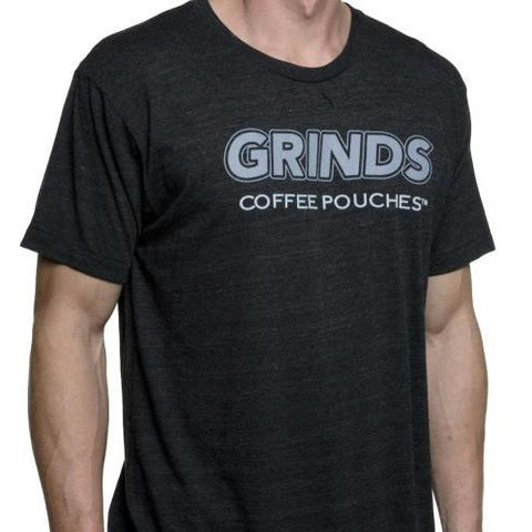 Product shot of Grinds Logo Tee