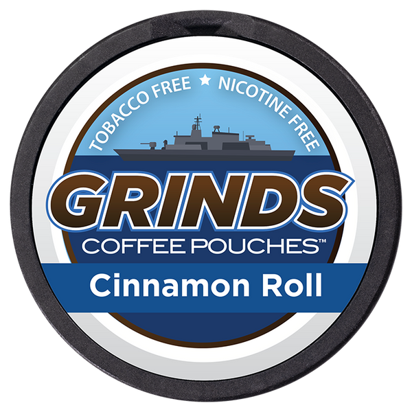 Navy Cinnamon Roll - Single Can