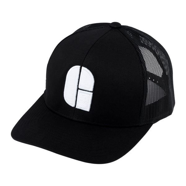 Black Grinds G Logo Edition Hat