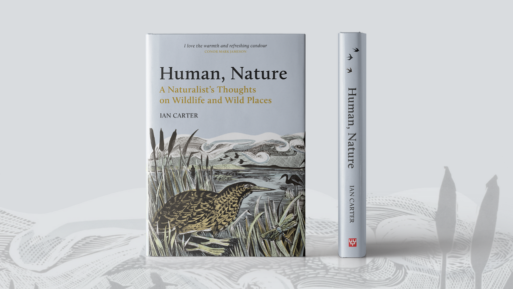 In Conversation with Ian Carter, author of Human, Nature
