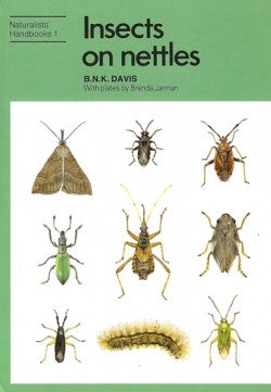 Insects on nettles - Pelagic Publishing