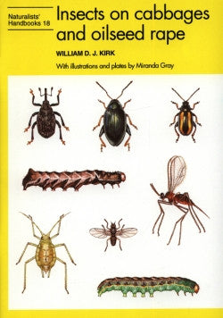 Insects on cabbages and oilseed rape - Pelagic Publishing