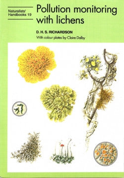 Pollution monitoring with lichens - Pelagic Publishing