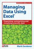 Managing Data Using Excel - Pelagic Publishing