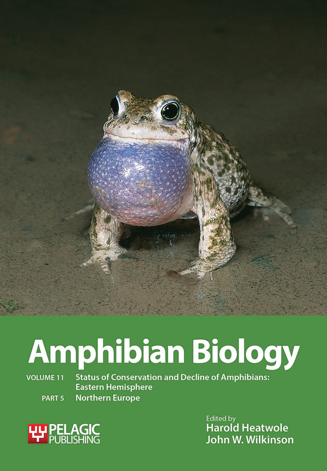 Amphibian Biology, Volume 11, Part 5 - Pelagic Publishing