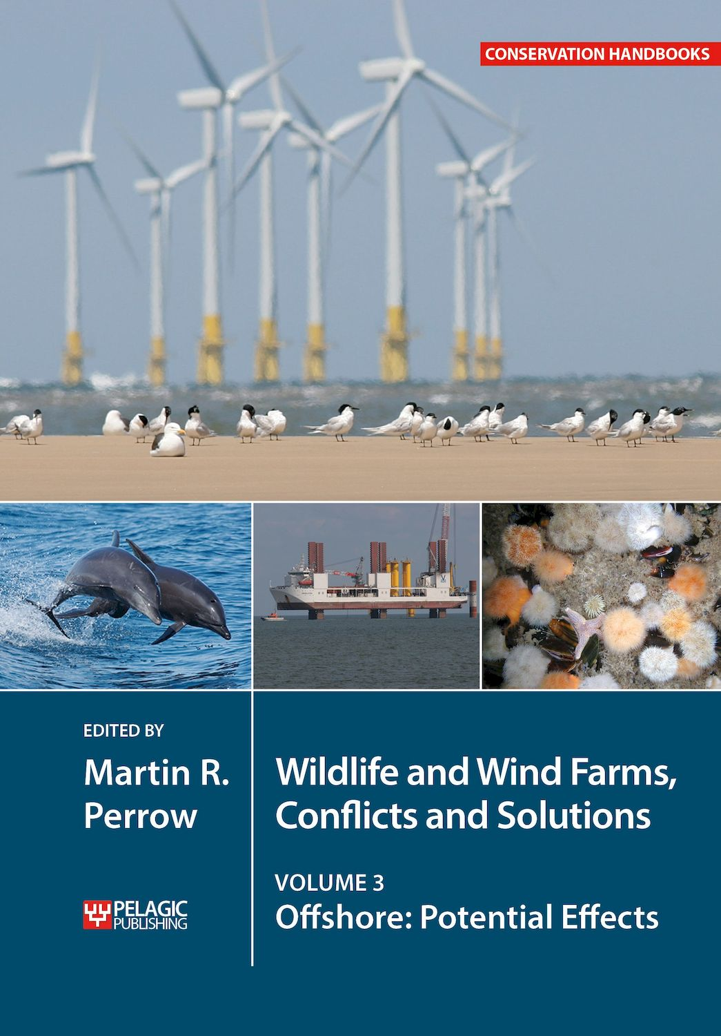 Wildlife and Wind Farms - Conflicts and Solutions, Volume 3 - Pelagic Publishing